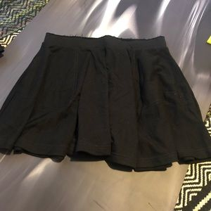 Free People We The Free Black Skirt